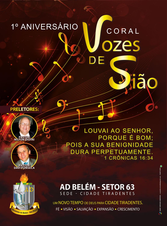 Banner Santa Ceia – AD Belém Castro Alves – ZABDY SERVIÇOS